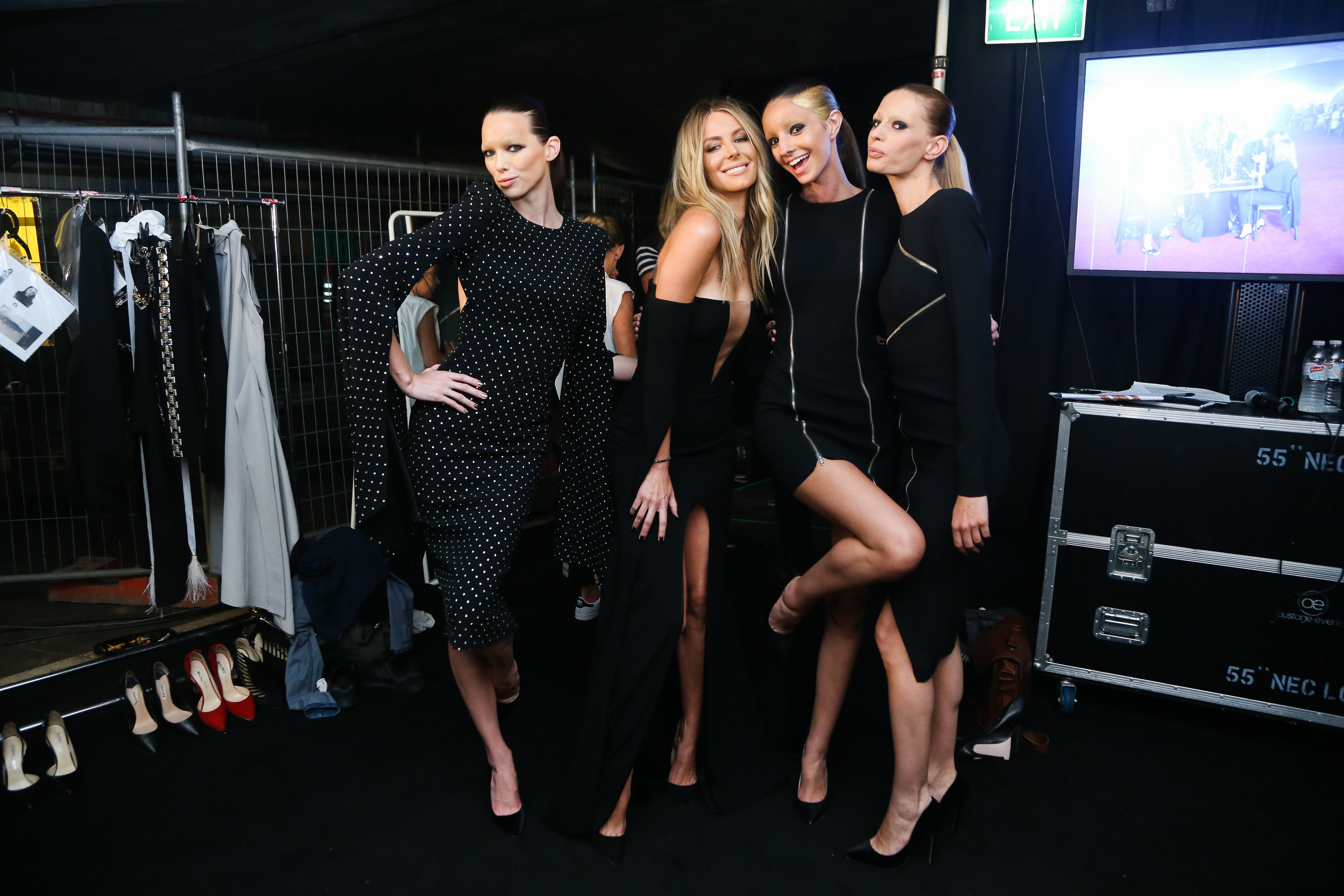 <p>The Myer autumn 2017 fashion show will be talked about for years to come and for all the right reasons.<br> Models stepped out of sleek black Tesla cars, thundering down the runway in 70s inspired silhouettes by Alex Perry, Yeojin Bae, Roksanda, M.J. Bale, Kate Sylvester, Self Portrait, Aje, and Misha Collection.<br> The fashion was edgy, energetic and a touch rebellious.<br> Following dinner, the fashion story continued with a second act that showcased more feminine silhouettes and pops of colour.<br> Click through our gallery of shots to see just how impressive this collection was and also, the shapes and shades you'll be wearing this autumn/winter.</p>