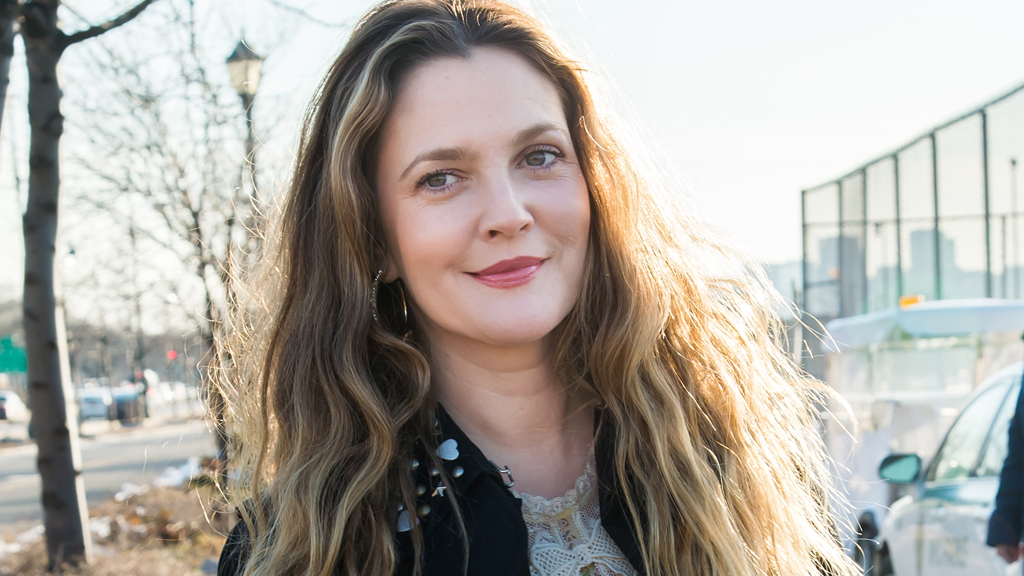 Actress Drew Barrymore has a confession to make. Image: Getty.