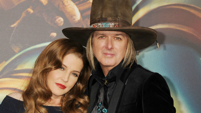 Lisa Marie Presley's kids in mom Priscilla's care