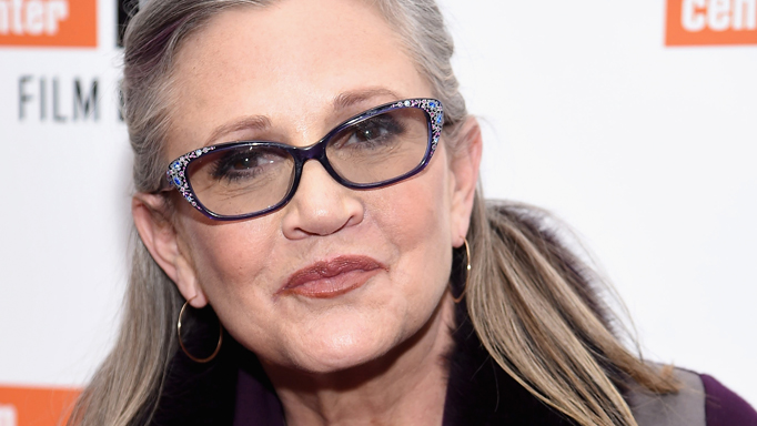 Carrie Fisher predicted own death?