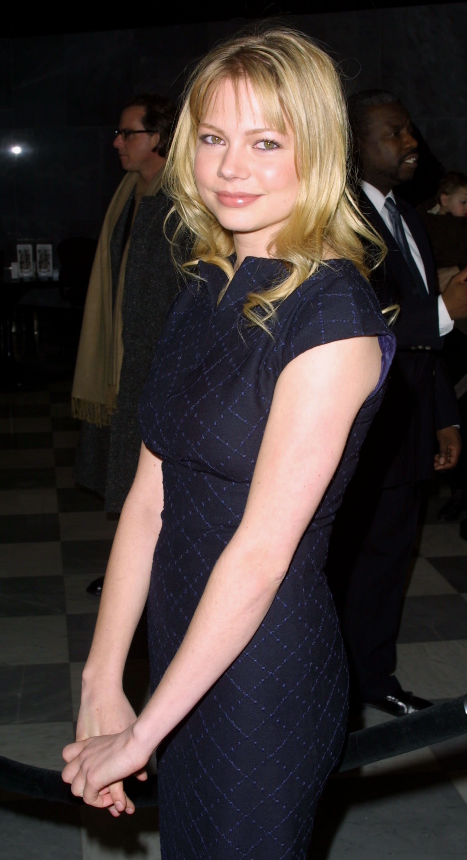 <p>Michelle Williams</p> <p>Oscar Nominee for Actress in a Supporting Role</p> <p><em>Manchester By The Sea</em></p>