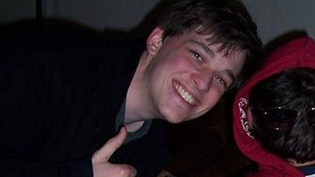 A photo of myself as a know-it-all 19-year-old. I found this picture on my old MySpace page.