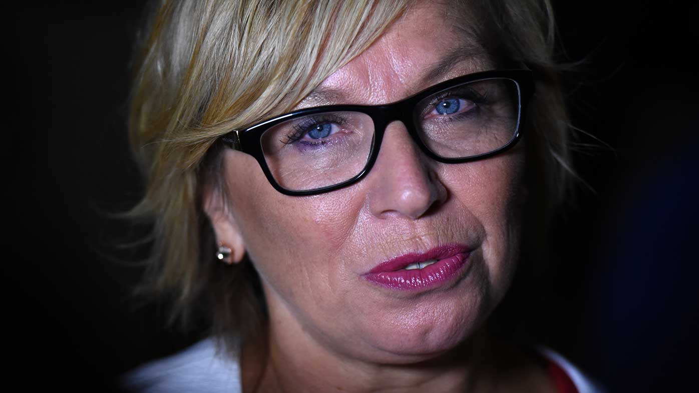 Rosie Batty. (AAP)