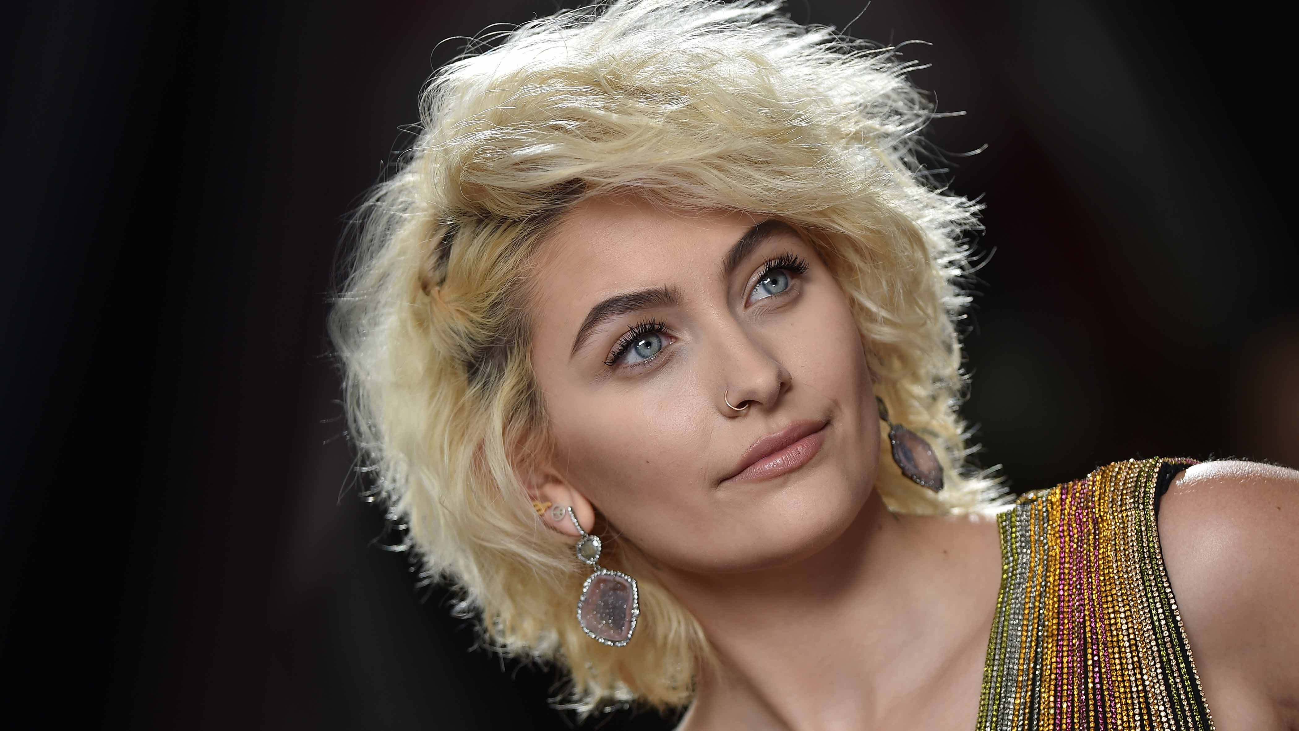Paris Jackson signs on to become a model