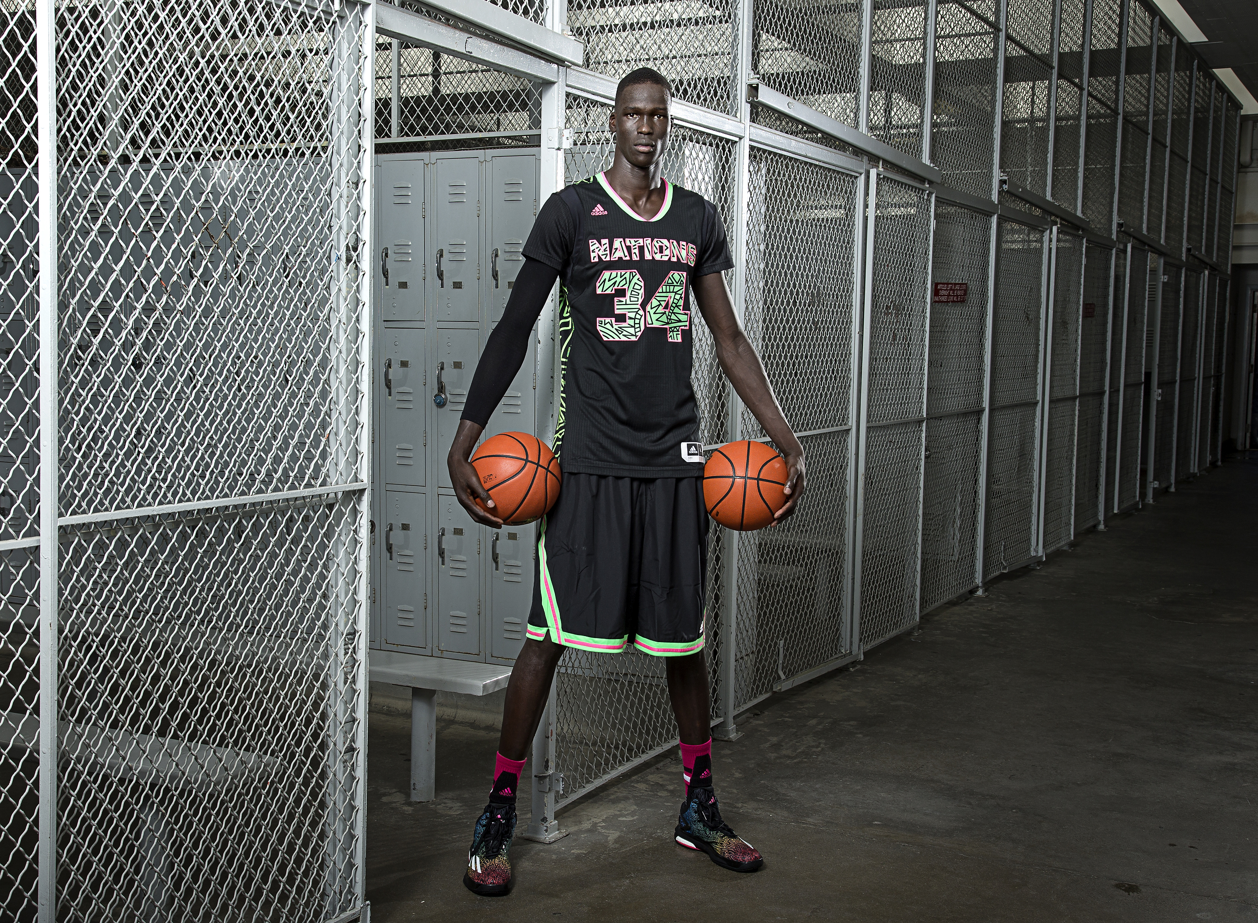 <strong>Thon Maker, NBA player</strong>