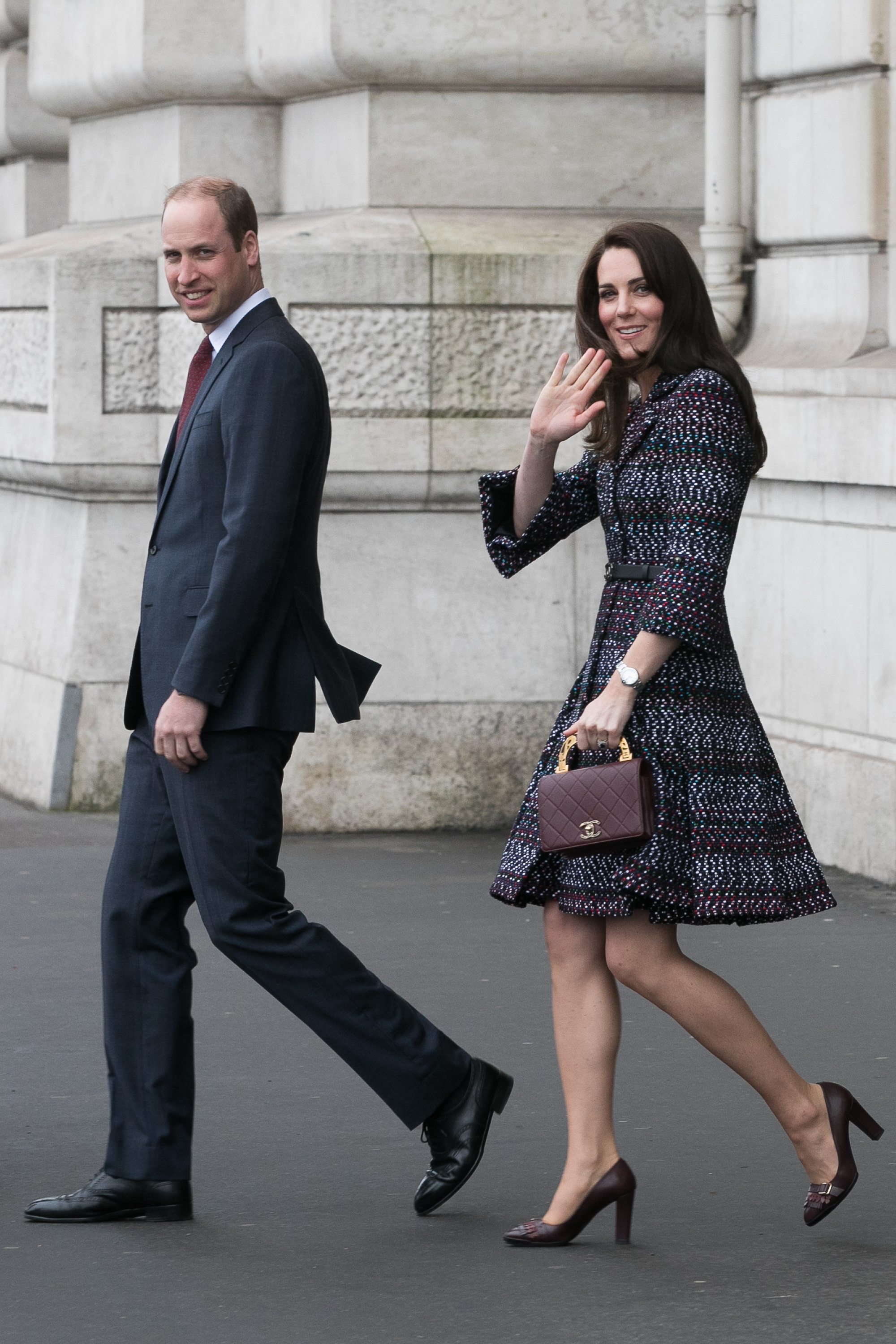 Duchess Of Cambridge S French Fling 9style