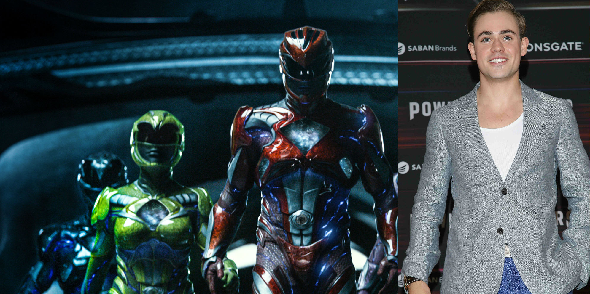 Meet the new (Aussie!) Power Ranger, Dacre Montgomery