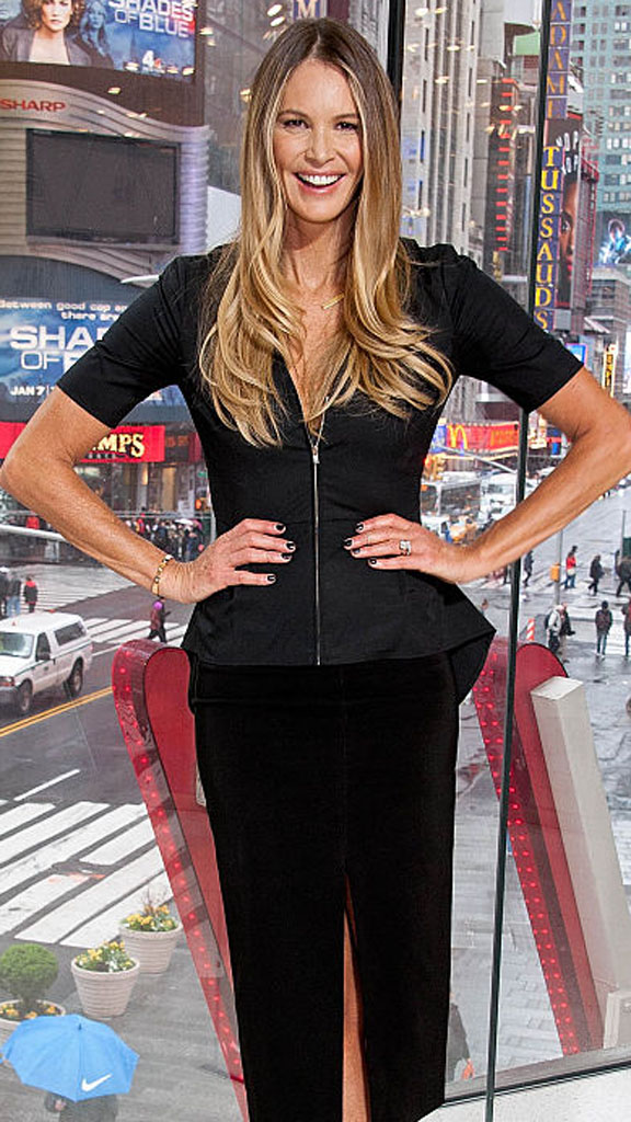 """<p>Let's hope that clean-living Elle Macpherson allows herself some guilty pleasures on her 53rd birthday. Odds are that the disciplined devotee of clean living, model, underwear entrepreneur and actress (<em>Friends, Batman Forever, Sirens</em>) will be meditating, stretching and inhaling the kind of pure, rarefied air that comes from being at the top of your fame for more than 30 years.</p> <p>Since gaining fame as the TAB girl Elle went on to become 'The Body' when she appeared on the cover of Time Magazine in 1989. The Sydney-born stunner appeared in countless photo shoots by her first husband French photographer Gilles Bensimmon in the magazine that shared her name, <em>Elle</em>. Recently the pair reunited for the Australian edition of <em>Elle</em>.</p> <p>""""We didn't hit it off in the beginning,"""" Elle said of Gilles. """"I found him very difficult to understand. He had a very strong French accent and I didn't speaking French. I couldn't figure out if he liked working with me or not. And with Giles, there was always a lot of girls ... there might be four, five, six girls on your shoot, so you know, it's not all about you.""""</p> <p>Since splitting with Gilles, Elle has raised two sons with her ex-boyfriend billionaire Arpad Busson and is now married to billionaire Jeffrey Soffer (she has a type).</p> <p>With age has come new perspective about being beautiful.</p> <p>""""I used to think looking good was all about using the right creams, but you have to begin with what you're putting into your body,"""" Elle told <a href=""""http://www.vogue.co.uk/article/the-elle-macpherson-guide-to-wellness-and-beauty"""" target=""""_blank""""><em>Vogue</em></a>. """"For me it's a good dose of genetics, a dose of Australian culture and an awareness of what I'm consuming. Wellness was previously associated with yoga, brown rice and Birkenstocks, but I'm so glad it's become something more luxurious.""""</p> <p>Those genetics give Elle membership to a growing club of women who are challenging traditional not"""