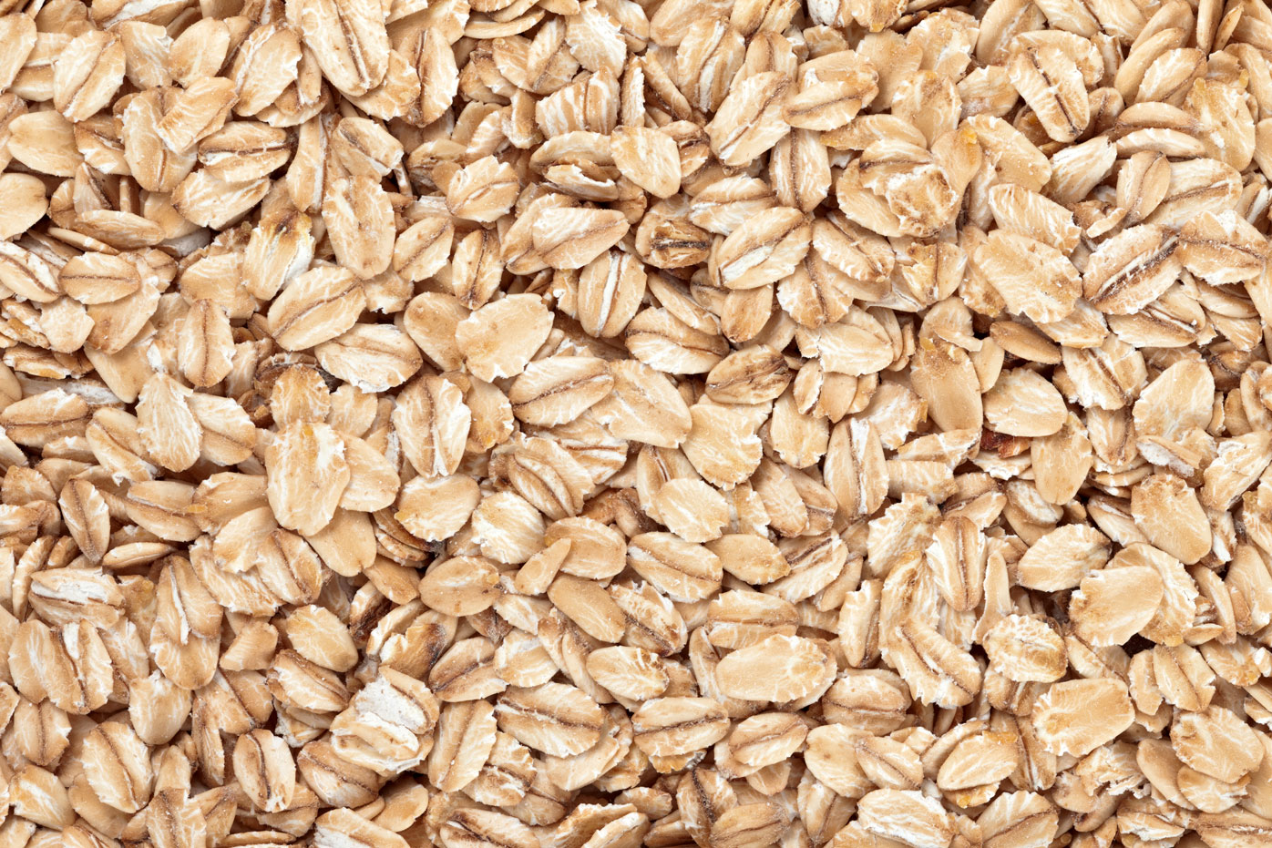 Rolled oats fibre