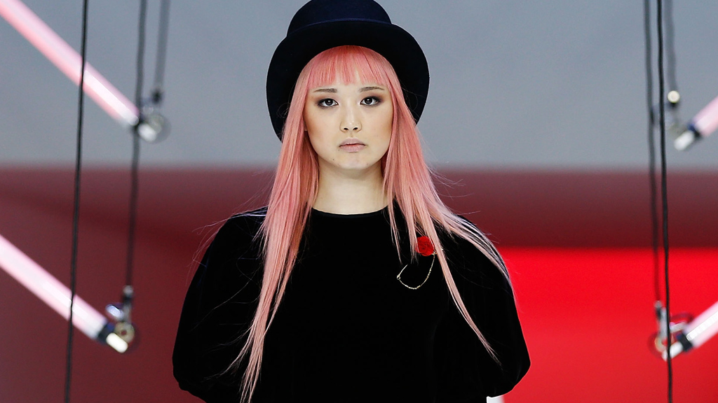Australian model Fernanda Ly. Image: Getty