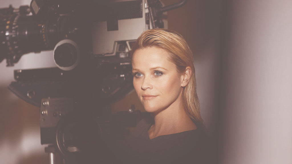 Reese Witherspoon's unusual new role