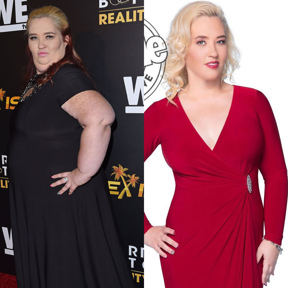 Mama June weight loss transformation - 9TheFix