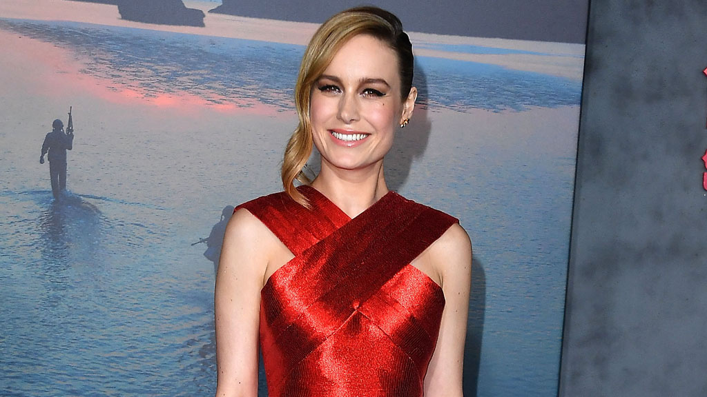 """<p>Oscar-winner and red carpet regular<a href=""""http://style.nine.com.au/brie-larson"""" target=""""_blank"""">Brie Larson</a>, stole the show at the recent LA premiere of her latest filmKong: Skull Island.</p> <p>While we won't be racing out to see the movie, we will sign on to making a statement in the season's hottest colour.</p> <p>Red stopped traffic on the runways at Fendi, Altuzarra, Victoria Beckham and Max Mara.<br> Give your wardrobe a break from basic black and face the cooler months in a colour that serves up the heat.</p>"""