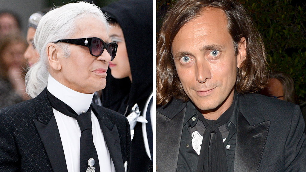 Hedi Slimane won't be joining Karl Lagerfeld