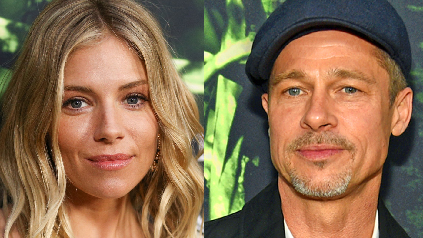 Is Brad Pitt dating Si...