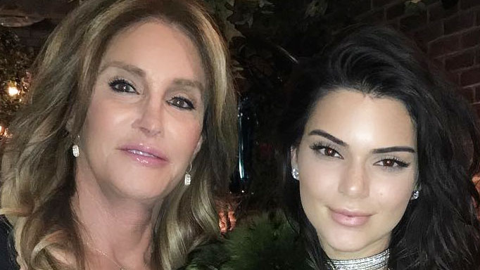 Caitlyn Jenner and Kendall Jenner.