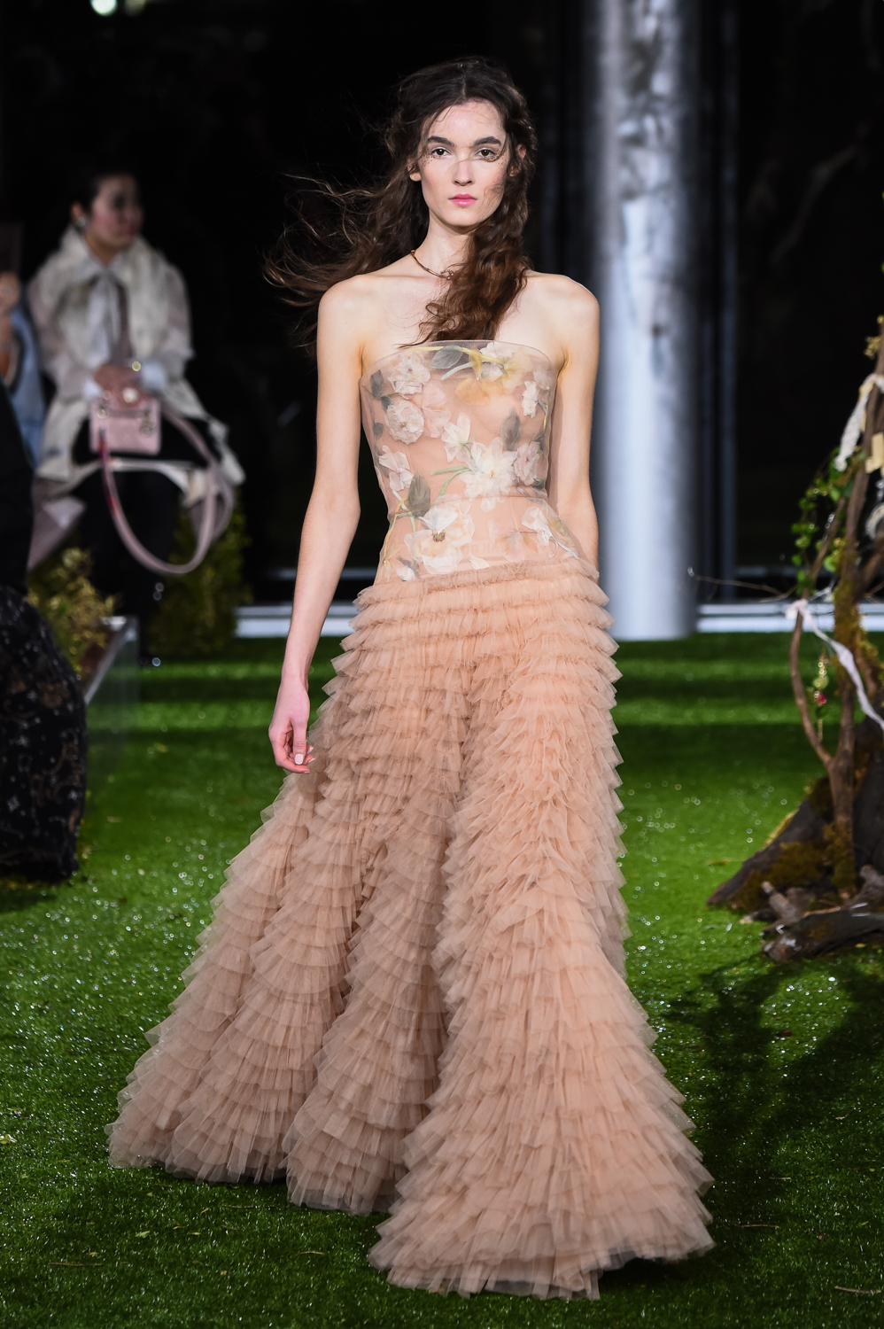 "<p>When Dior opens a five floor boutique in Tokyo's Ginza district you know that Japan is still at the heart of luxury.</p> <p> Creative director Maria Grazia Chiuri took her first haute couture collection to the land of cherry blossom, vending machines and more designer brands than the Champs Elysee.</p> <p> While other luxury brands have been focussing on China, Dior still sees the potential for full coffers from Japan.</p> <p> ""What we want to do in Japan is look for the local market. We look for the Japanese customers,"" who have long been ""super customers for luxury and high fashion,"" chief executive Sidney Toledano told Reuters.</p> <p> For the collection, Chiuri added some new pieces that drew inspiration from Japan. Cue the cherry blossom motifs. Chiuri is many things but her most recent all-blue ready-to-wear show demonstrated that subtlety is of little interest.</p>"