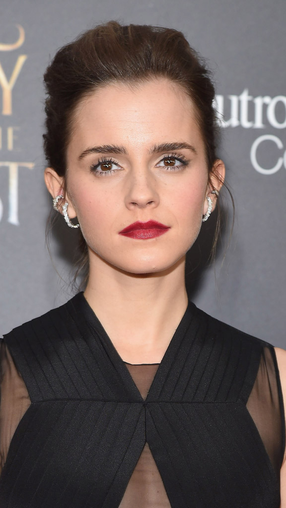 "<p>Actress Emma Watson's role in <em>Beauty and the Beast</em> inspired <a href=""http://style.nine.com.au/2017/03/14/11/35/christopher-kane-beauty-beast"" target=""_blank"" draggable=""false"">a clothing collaboration </a><a href=""http://style.nine.com.au/2017/03/14/11/35/christopher-kane-beauty-beast"" target=""_blank"" draggable=""false"">that features Swarovski crystal-encrusted sweaters</a><a href=""http://style.nine.com.au/2017/03/14/11/35/christopher-kane-beauty-beast"" target=""_blank"" draggable=""false"">,</a> but her favourite lipstick of choice is simpler.</p> <p>In fact the 26-year-old actress's favourite lip product is a 2-in-1 lip and cheek stain that costs under $30. Emma isn't the only A-lister to reveal what lipstick shade is stashed in their designer purse.</p> <p>Whether you prefer a punchy red lip like Emma's or opt for a soft pink like Rosie Huntington-Whiteley, we've picked out the best celebrity-approved  lipsticks to give you a picture perfect pout.</p> <p>Click through our gallery to see eight celebrities and their favourite lip product of choice.</p>"