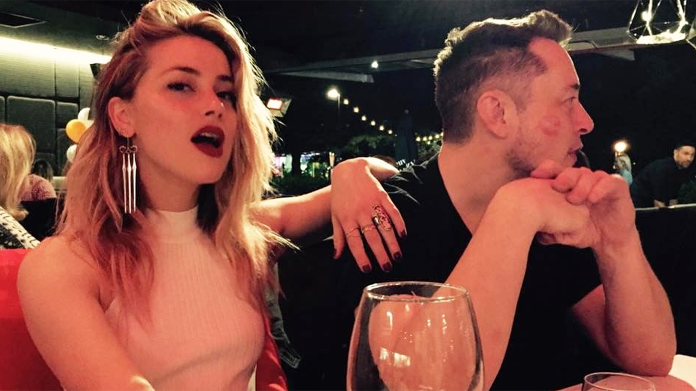 Amber Heard, Elon Musk confirm relationship with dinner, ziplining on the Gold Coast: Photos