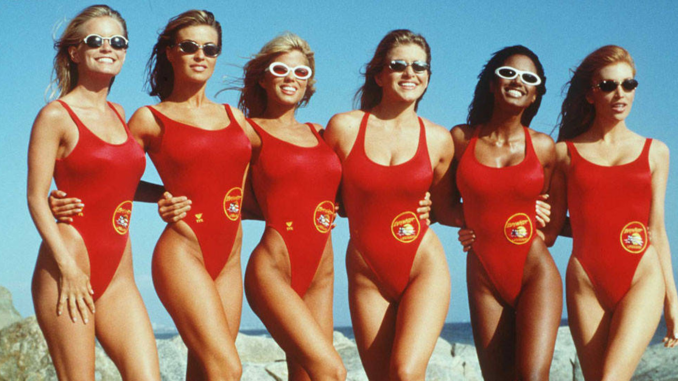 This is what the original Baywatch babes look like now!