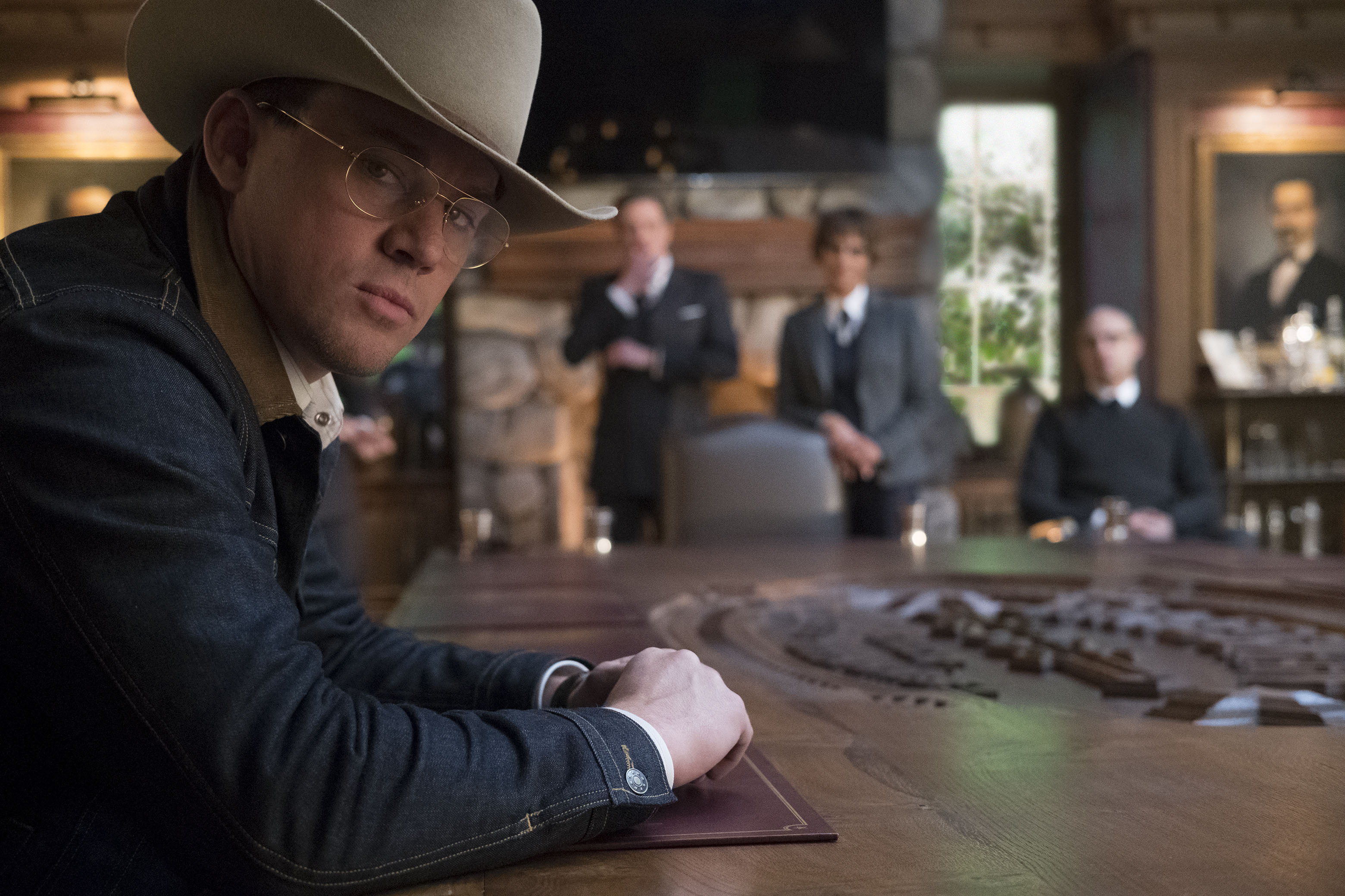 Here's the first Kingsman 2: The Golden Circle trailer