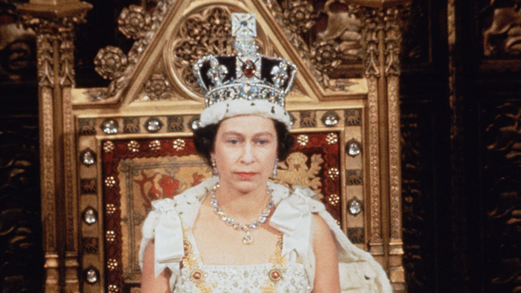 Why the Queen won't be wearing her crown this year