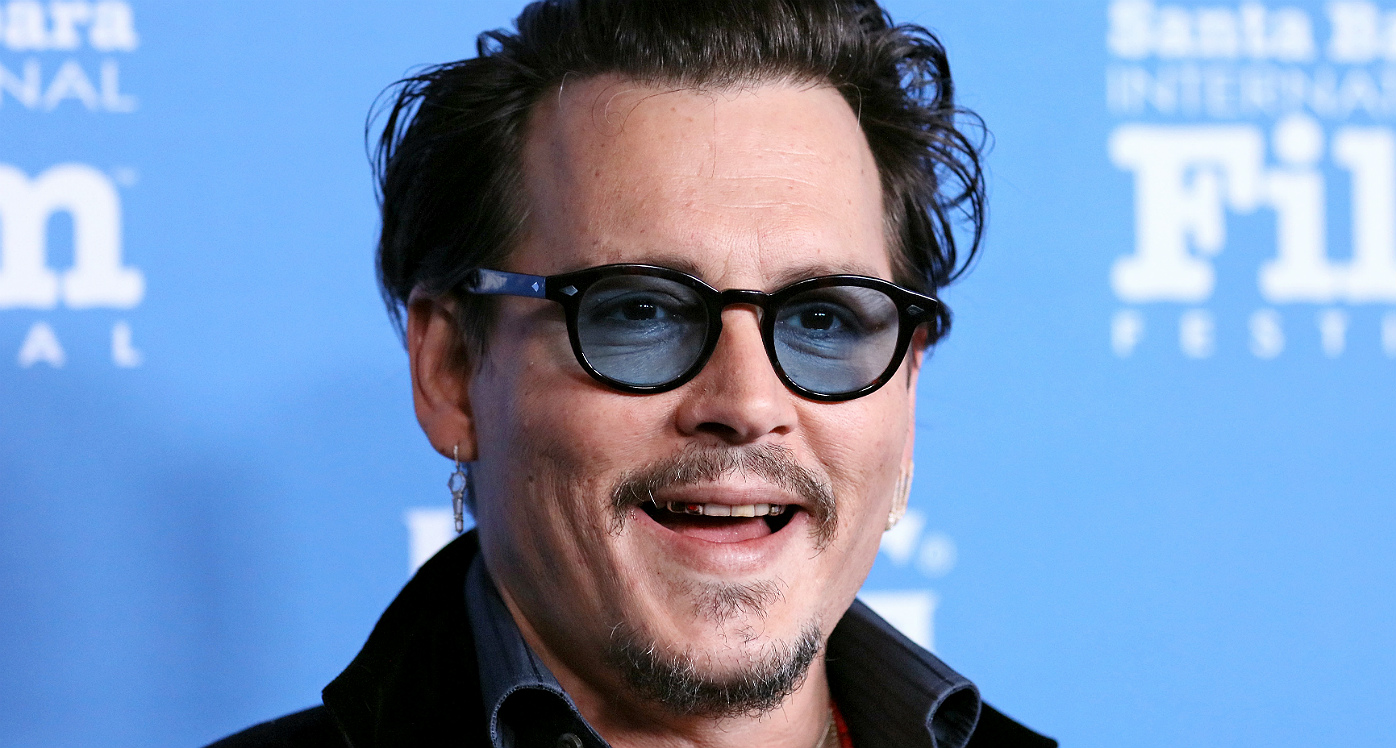 Johnny Depp spent $5 million on a cannon to scatter Hunter S. Thompson's ashes