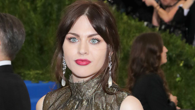 Frances Bean Cobain Met Gala Ball 2017.