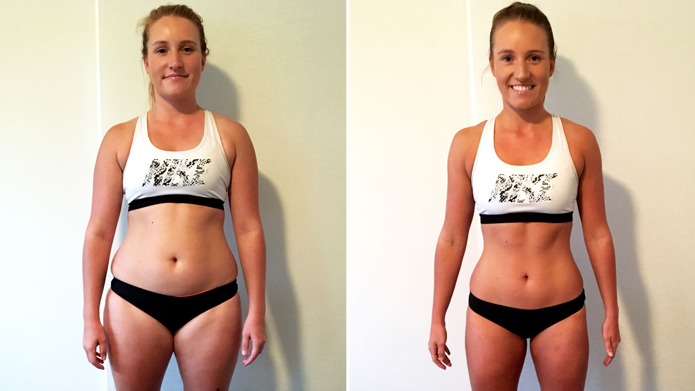 F45 Challenge: How an everyday woman lost 10kg in eight ...