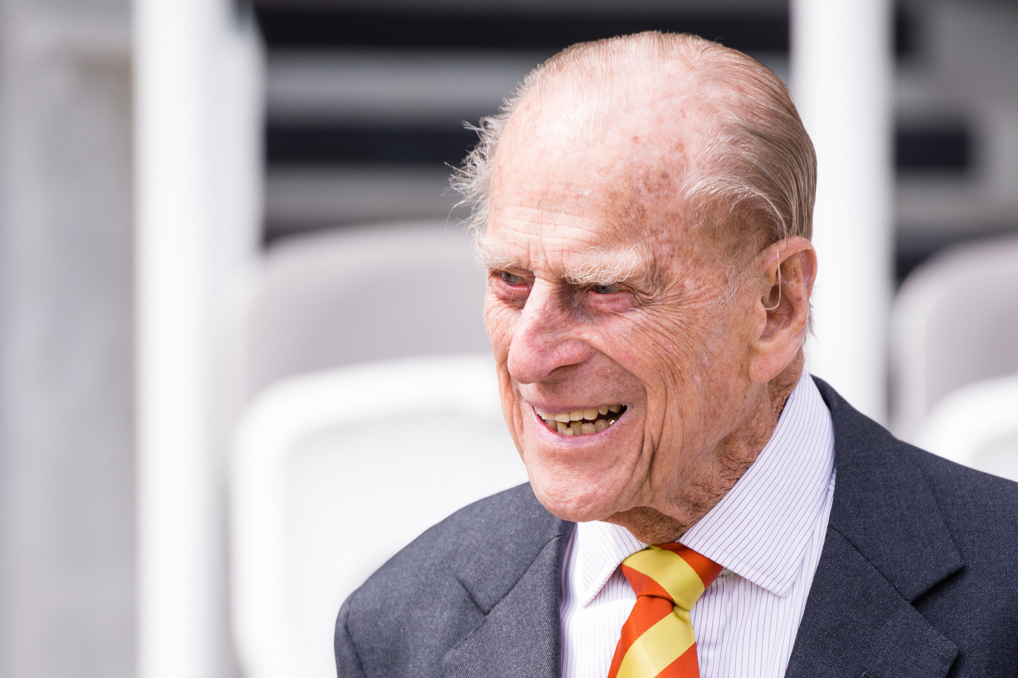 Queen Elizabeth's Husband Prince Philip Announces Retirement From Public Engagements