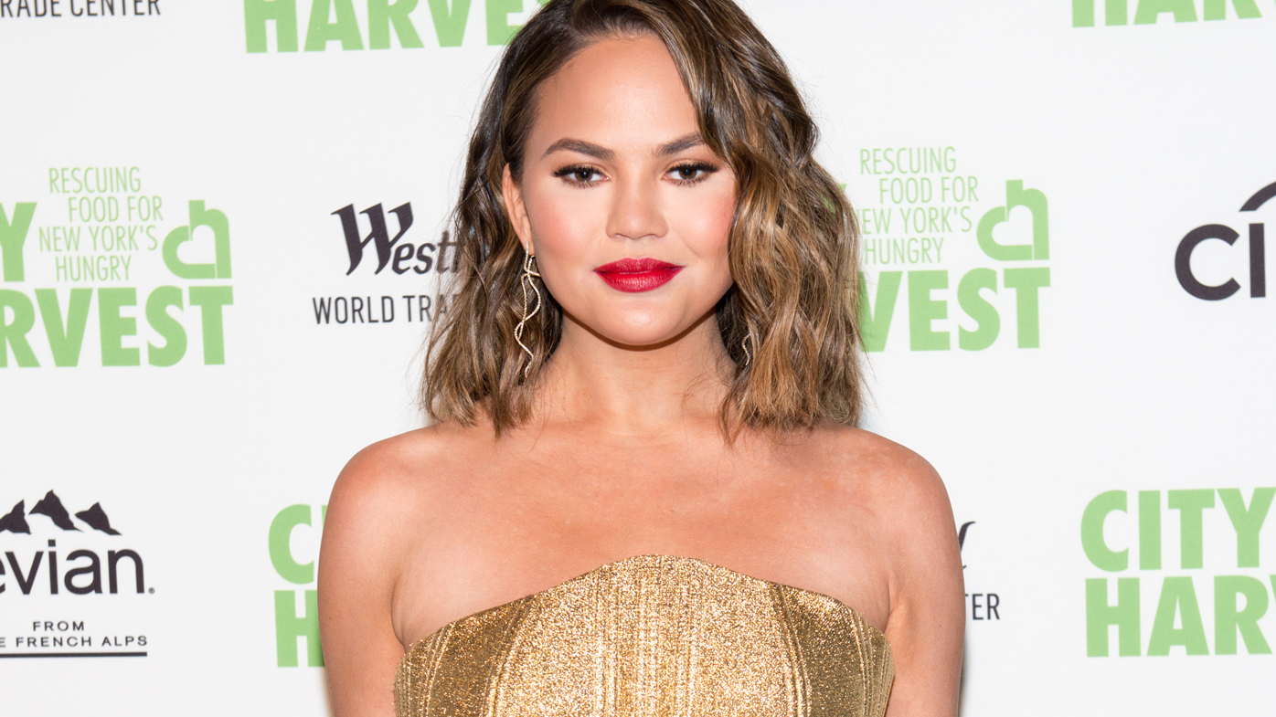 Chrissy Teigen Time 100 Gala 2017