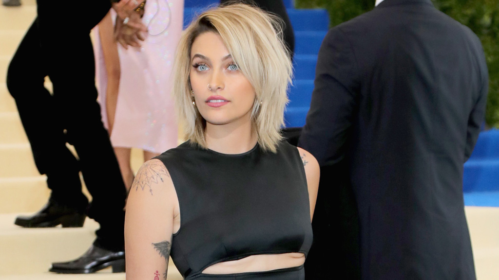 Paris Jackson is the new face of Calvin Klein