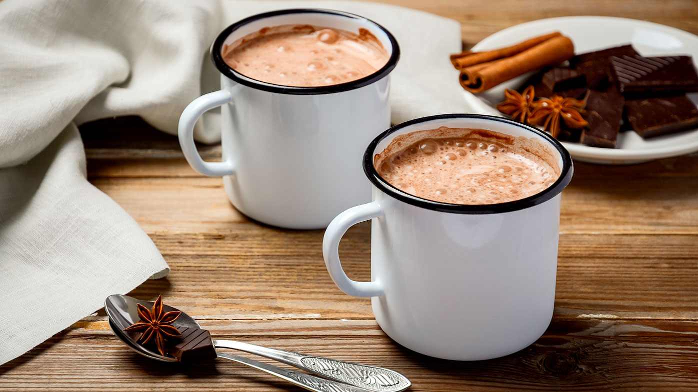 Healthy hot chocolate: How to make winter comfort foods without ...