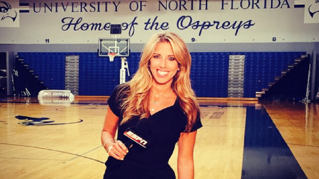 Former ESPN anchor celebrates a couple of 'good eggs'