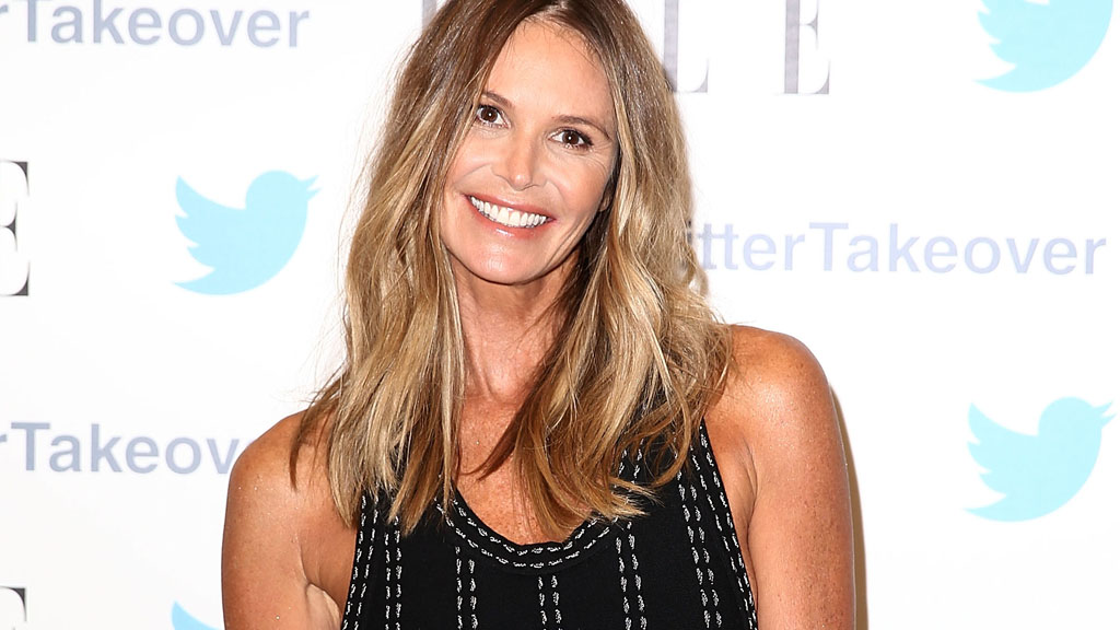 Elle Macpherson dropped her post-baby weight in just three weeks. Image: Getty.