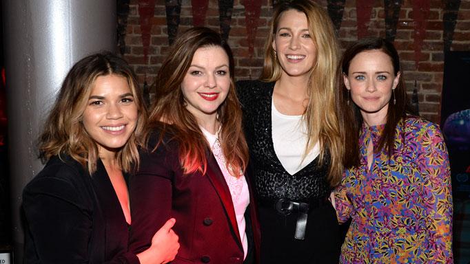 'Sisterhood of the Traveling Pants' Stars Reunite New York City