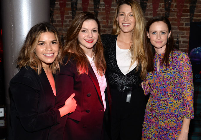 'Sisterhood of the Traveling Pants' Stars Reunite on Red Carpet