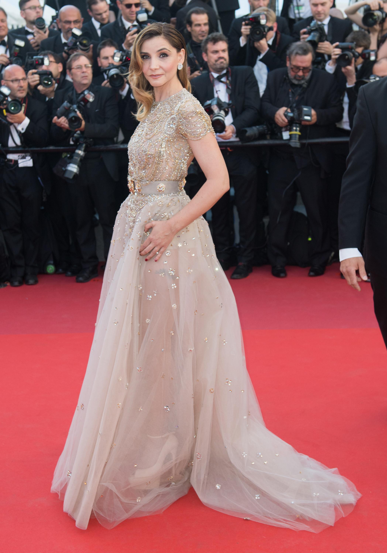 Cannes Film Festival 2017 red carpet | 9Style Nicole Richie