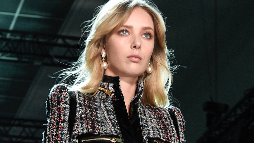Model says luxury brand fired her for being too big