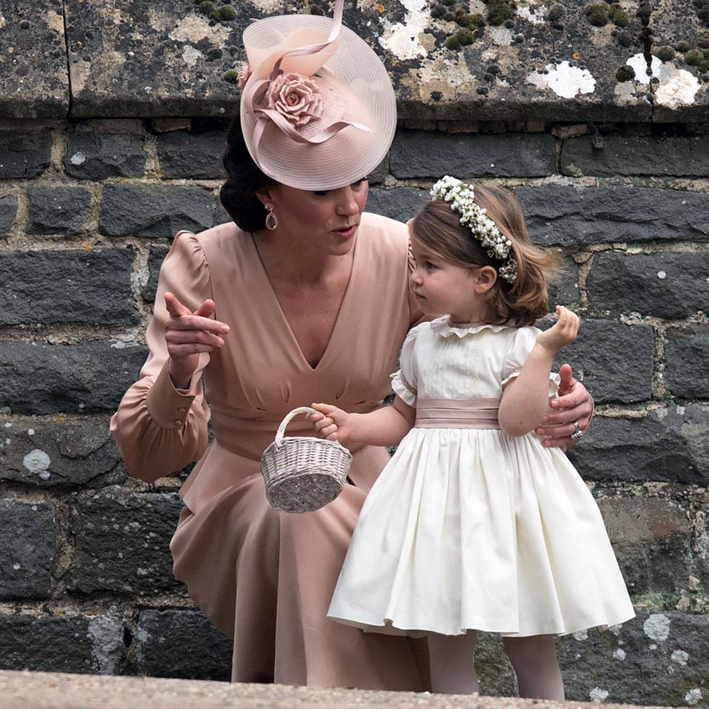 Princess Charlotte, May 2017