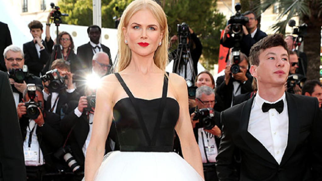 Nicole Kidman at the premiere of 'The Killing of a Sacred Deer' at Cannes 2017
