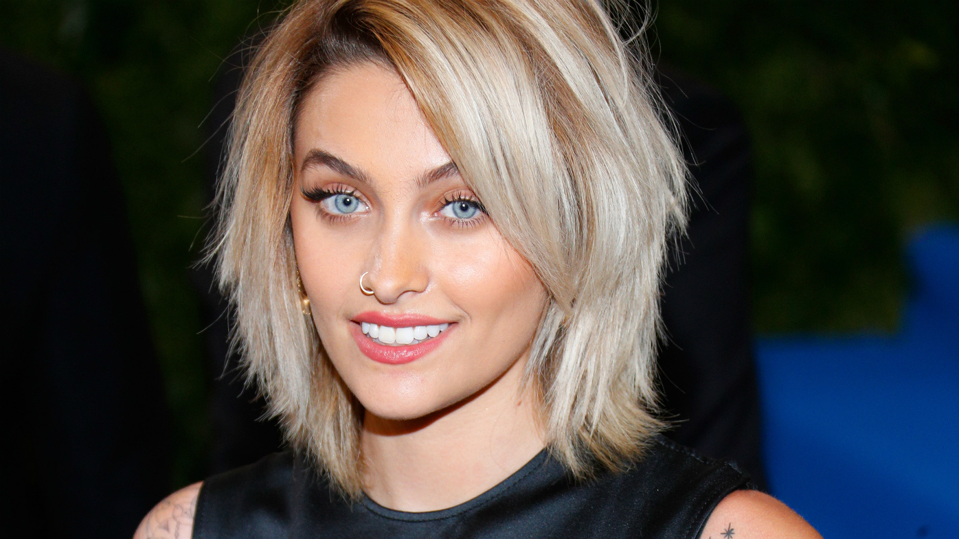 Paris Jackson Is Mistaken For The Homeless While On Set