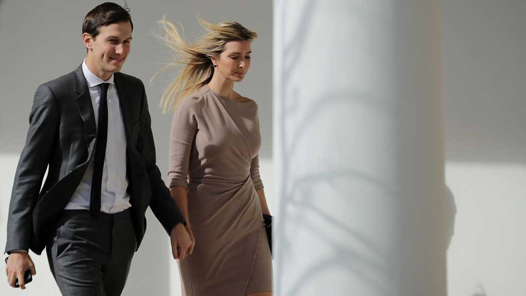 Concerns over Jared Kushner's secret Russian 'back channel'