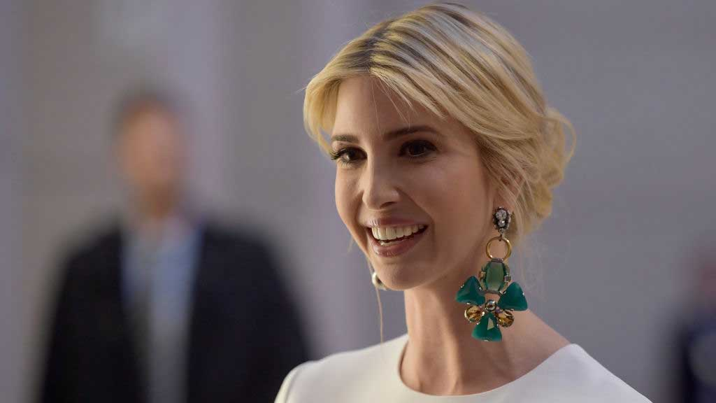 Tweet from Ivanka Trump's lifestyle brand gets icy reception