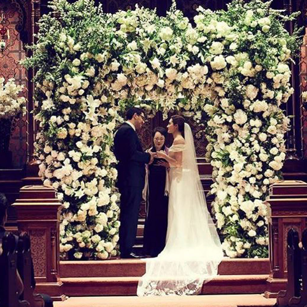 Celebrity weddings 2017: All the stars who've said 'I Do' this year