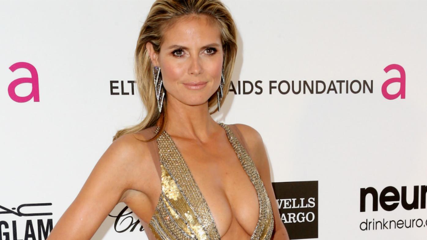 Heidi klum nude more