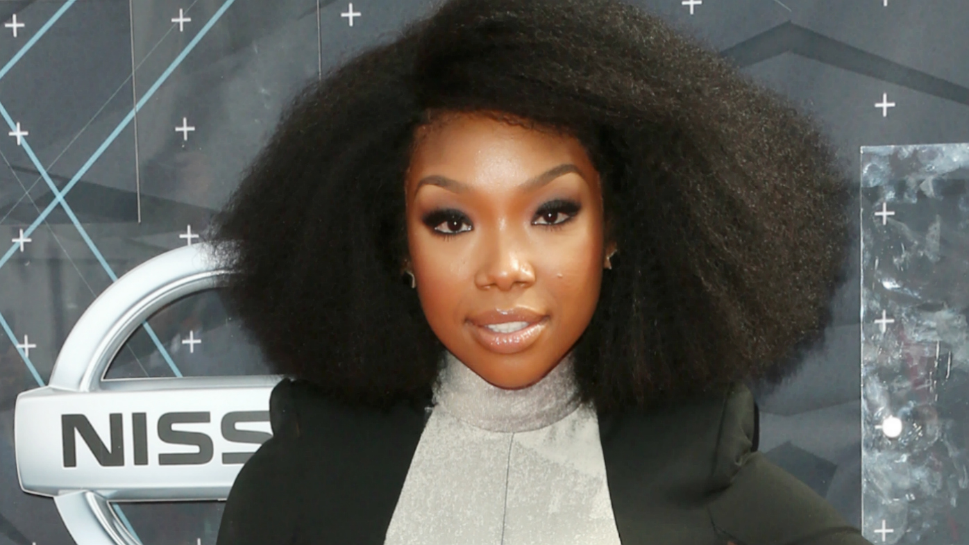 Brandy Norwood hospitalised after losing consciousness on ...
