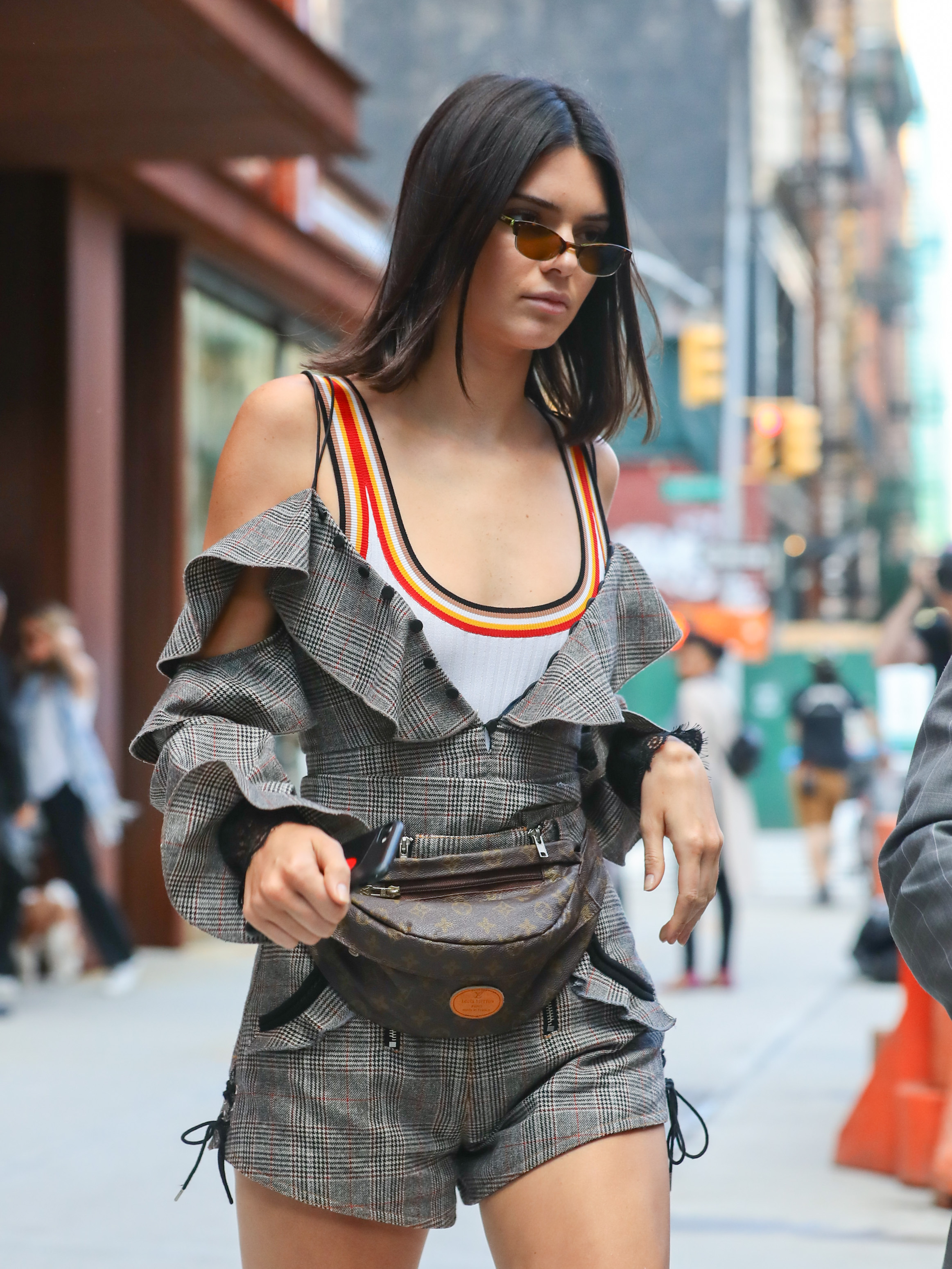 <p>Kendall Jenner is on a one-woman mission to bring back the fanny back and make bum bags great again.</p> <p>Right before her polished appearance at the Veuve Clicquot Polo Classic in New York, the supermodel took to the streets with her favourite accessory around her waist.</p> <p>This time Kendall selected a Louis Vuitton number but on June 1 she took to the streets with a chic Chanel offering. The day before it was Chanel too. That's three bum bags in three days, so it's official. They're back.</p> <p>Designers such as Alessandro Michele at Gucci have been giving us runway reminders of the bum bags convenience, especially in an age when you need your hands free for important things, such as taking selfies.</p> <p>At Mercedes-Benz Fashion Week Australia Alice McCall showed an evening version in feathers but we prefer to top our bottoms with sleek sporty styles. </p> <p>Click ahead to find your new best friend.</p> <p> </p>