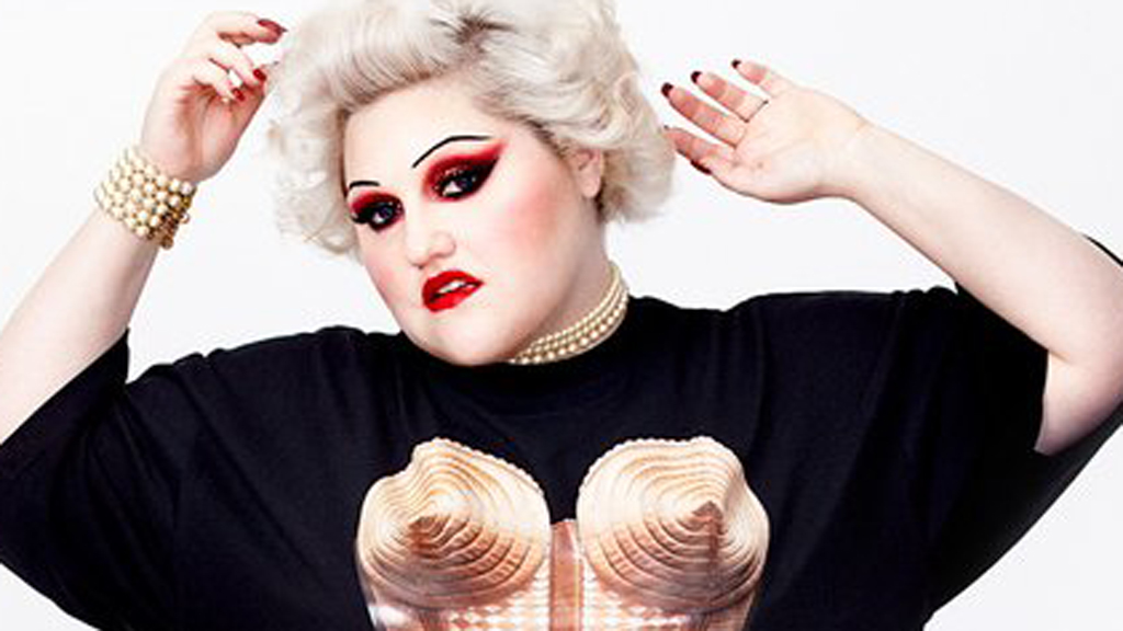 Beth Ditto's plus-size body mission