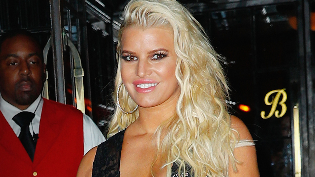 Jessica Simpson - designer, actress, singer, mum. Image: Getty.